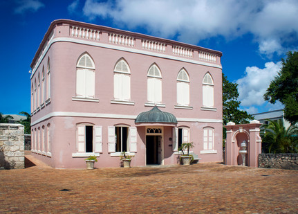 Nidhe Israel Synagogue, Bridgetown, Barbados