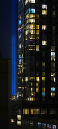 Tribute in Light: 9/11 Memorial, New York, NY