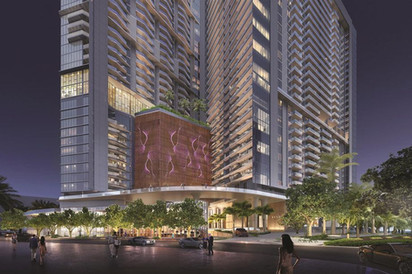 1111 Brickell Bay Drive, Designed by Stantec
