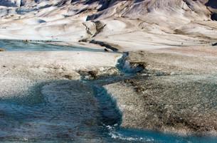 Mendenhall Glacial River