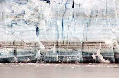 Hubbard Glacier Detail #2