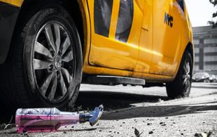 Taxi + Spray Bottle