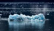 Isolated Iceberg