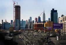 LIRR, Long Island City, Queens, NY