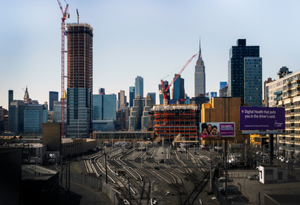 LIRR, Long Island City, Queens, NY