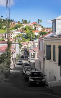 Krystal Street, St. Thomas, USVI