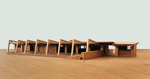 Model of Litsey Residence