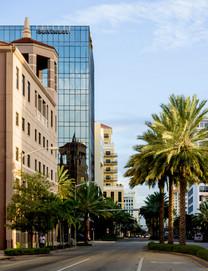 Downtown Coral Gables, FL