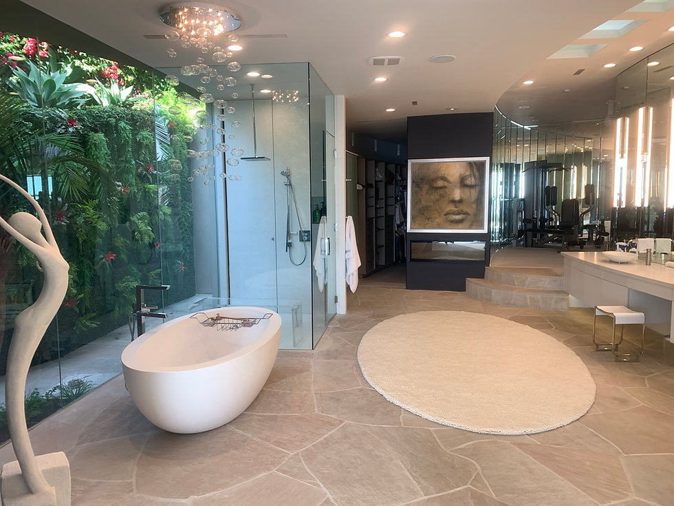 La Jolla Master Bath