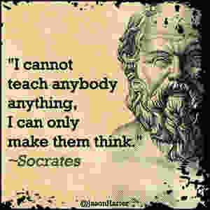 Socrates and Democracy, the father of philosophy, socrates was a bad husband, don't follow the herd, a tribute to socrates, the socratic method