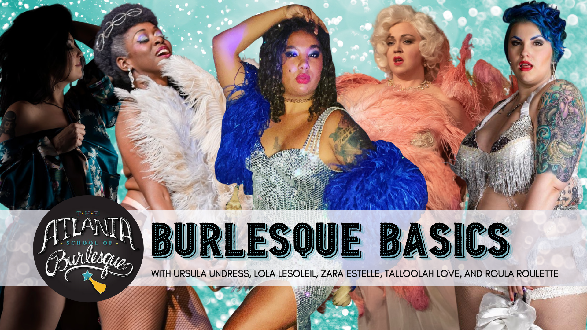 Burlesque Basics: Studio