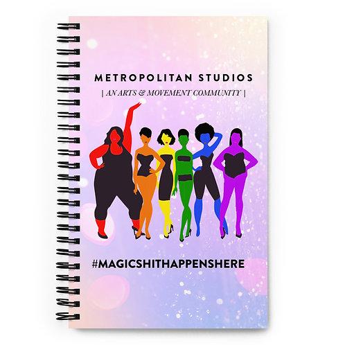 Metro Notebook