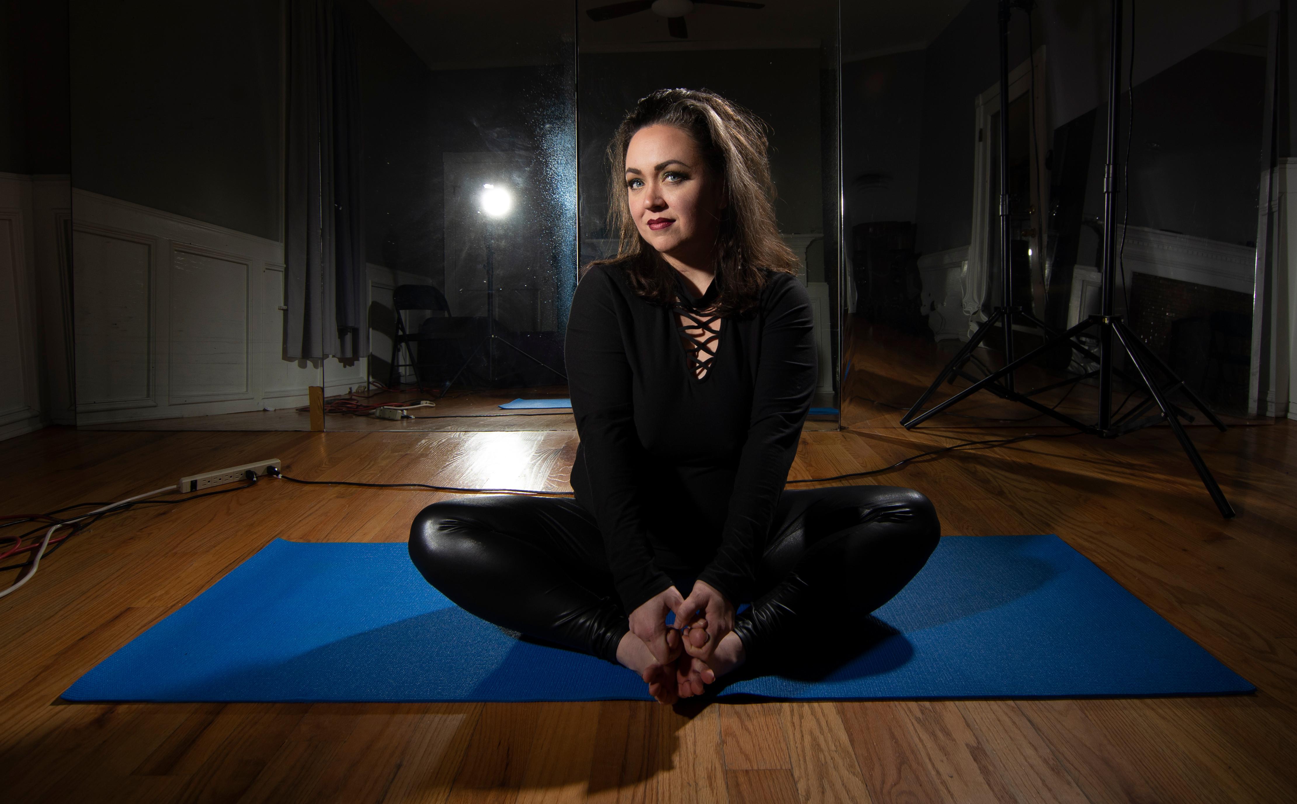 Sensual Yoga - In Studio