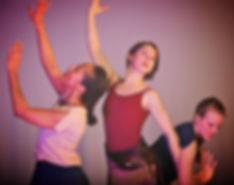 Improvisational Modern Dance Classes