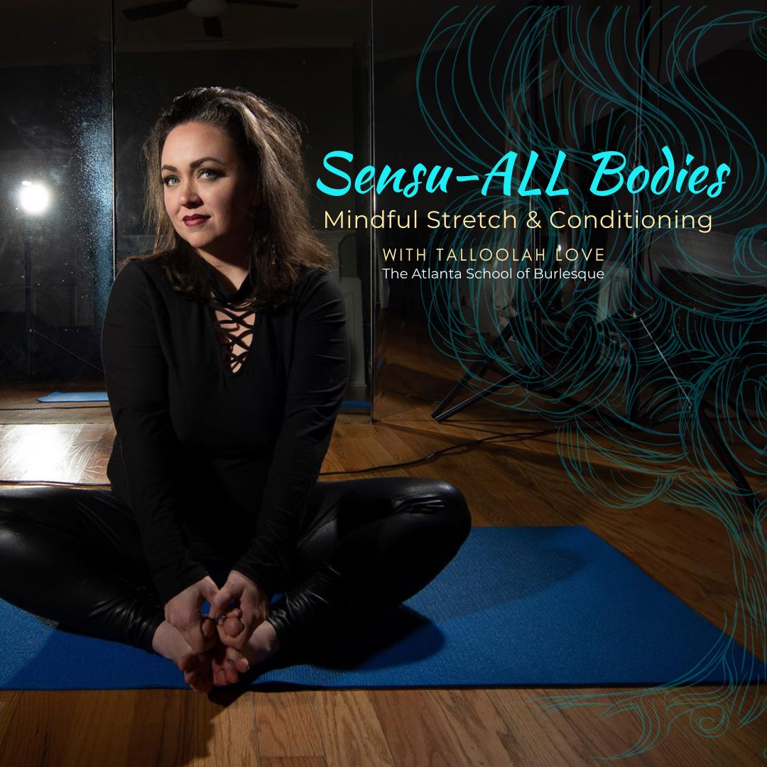 Sensu-ALL Stretch & Conditioning: Studio