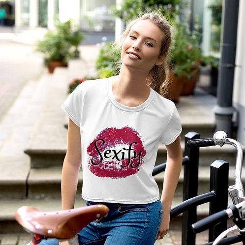 Sexify Lips w/ ASB Crop - Plus