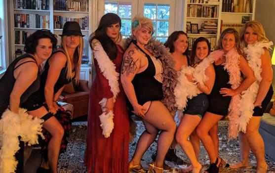 Classic & Glamorous Burlesque