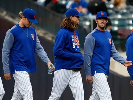 Remember Maddux, Smoltz, and Glavine? Well What About the Time the Mets Had a Big Three?
