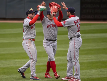 From Worst to First - The Red Sox 9 Game Winning Streak