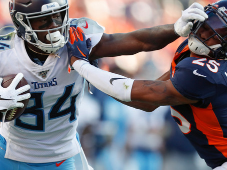 Titans Key Free Agents - Who Stays, Who Goes, and More