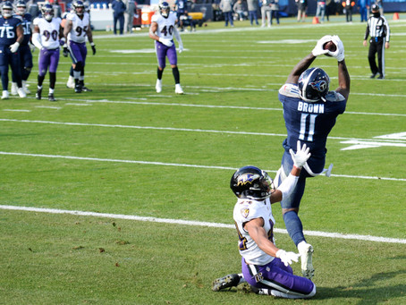 Ravens vs. Titans Wild Card Recap - A Disappointing End to a Promising Season