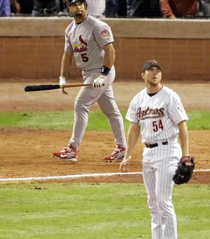 From Pujols' Bomb to the Phillies WS Win, This is Brad Lidge's Story