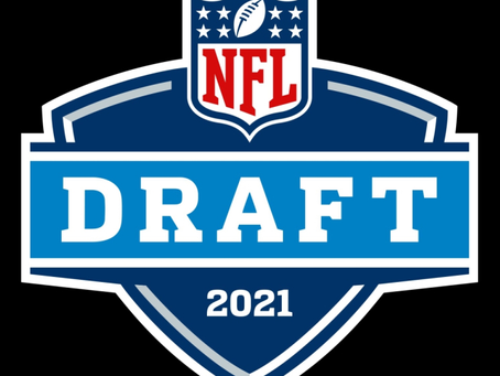 2021 NFL Draft - The First Round 2.0