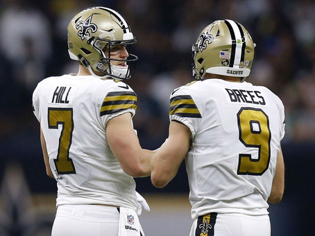 Breaking: Drew Brees Retires, Taysom Hill Gets a Massive Extention