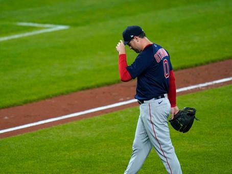 The Red Sox Bullpen NEEDS Help