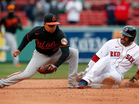 There is Something Wrong With the Red Sox - Recapping Their First Two Games