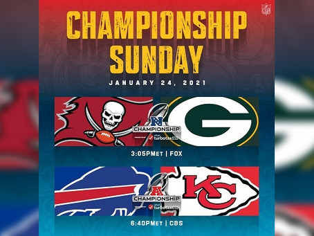 NFL Conference Championship Game Picks - Who Will Advance to the Super Bowl?