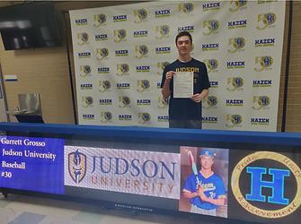 Garrett Gross Signing Day 2019 Judson Un
