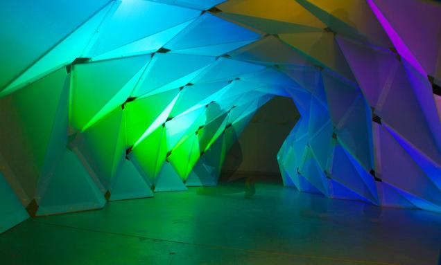 Installation at Detroit Center for Design + Technology
