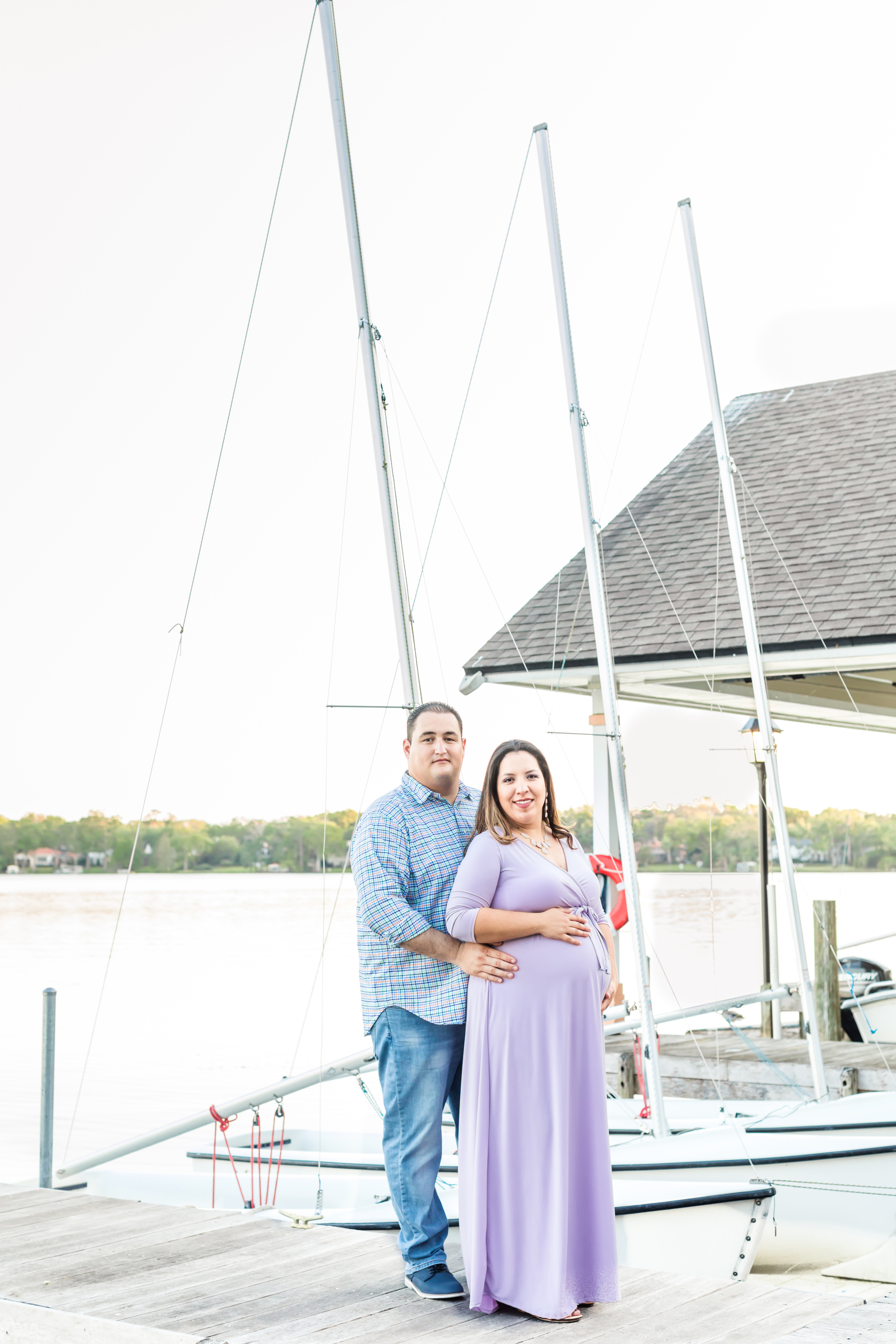 Diego & Mafe Maternity Session