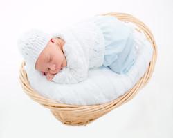 Baby Benjamin Studio Session