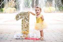 Maia's First birthday Party