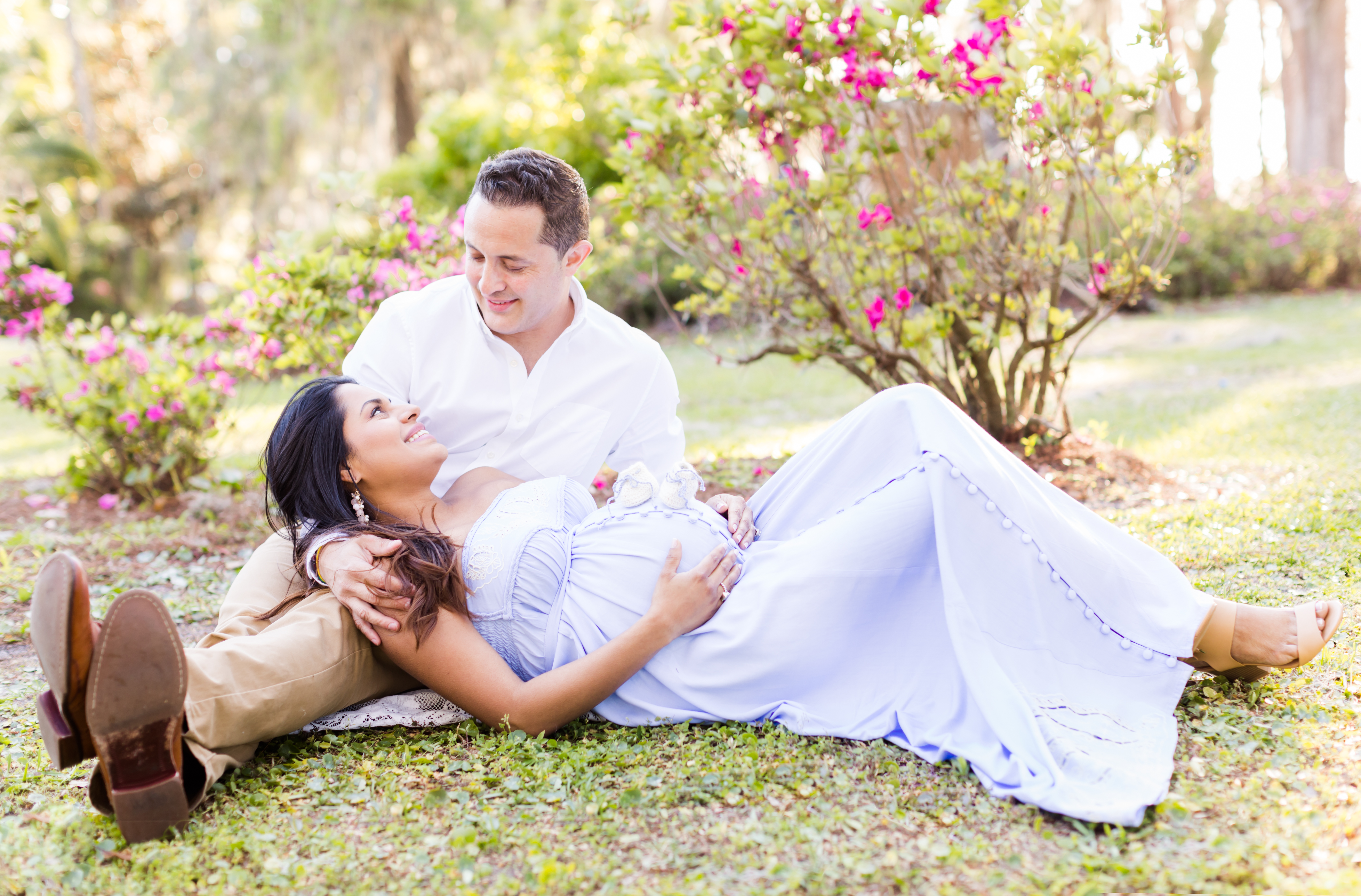 Leidy & Erick Maternity Shoo