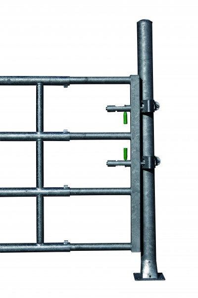 Einschubteil EX4 mit zwei Federriegeln