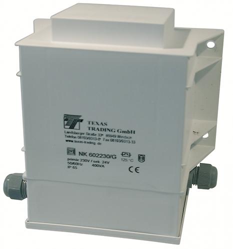 Transformator 400 W für 24-V-Heizung