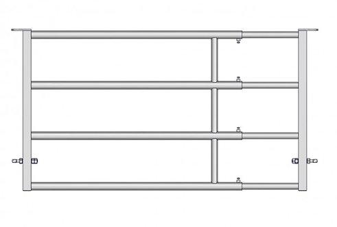 Abtrennung EX4 2-3 m