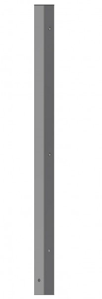 Vierkantpfosten für PG-Tore