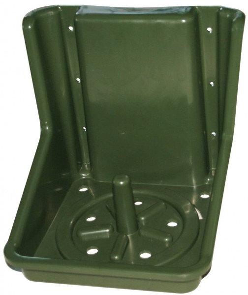 Lecksteinhalter grün
