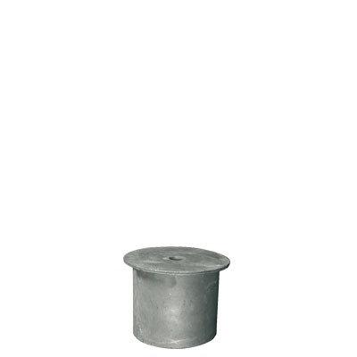 Deckel für Einsteckhülse Ø76 mm