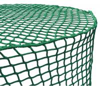 Futternetz für Rundballen
