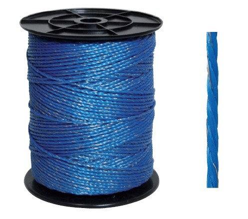 blaue Wildabwehrlitze