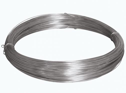 Dick verzinkter Stahldraht Ø 2,5 mm