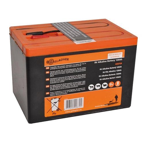 Gallagher 9-V-Batterie