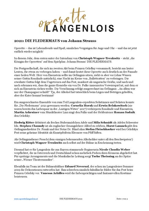 Pressinfo Operette Langenlois DIE FLEDERMAUS1.png