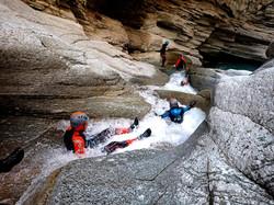 Canyoning Bourg-Saint-Maurice Canyoning