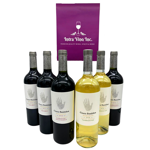 Gift #7   Argentina wines   Mixed Case